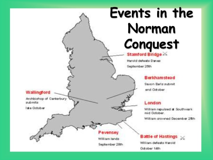the influence of norman conquest on old english essay Free essay: the influence of the norman conquest incorporating french into english culture and language normandy and england circa 1066 normandy is a.