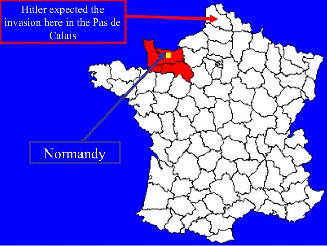 Normandy invasion - Tables decennales pas de calais ...