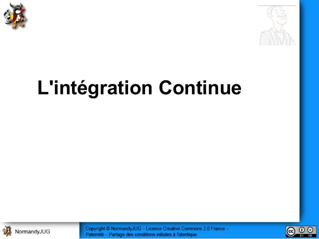 L'intégration Continue