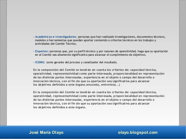José María Olayo olayo.blogspot.com - Académicos e investigadores: personas que han realizado investigaciones, documentos ...