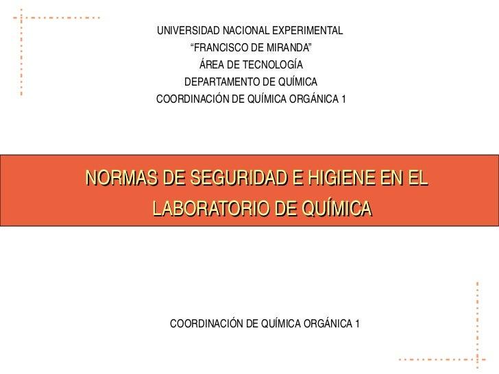 """UNIVERSIDADNACIONALEXPERIMENTAL              """"FRANCISCODEMIRANDA""""               ÁREADETECNOLOGÍA             DEPART..."""