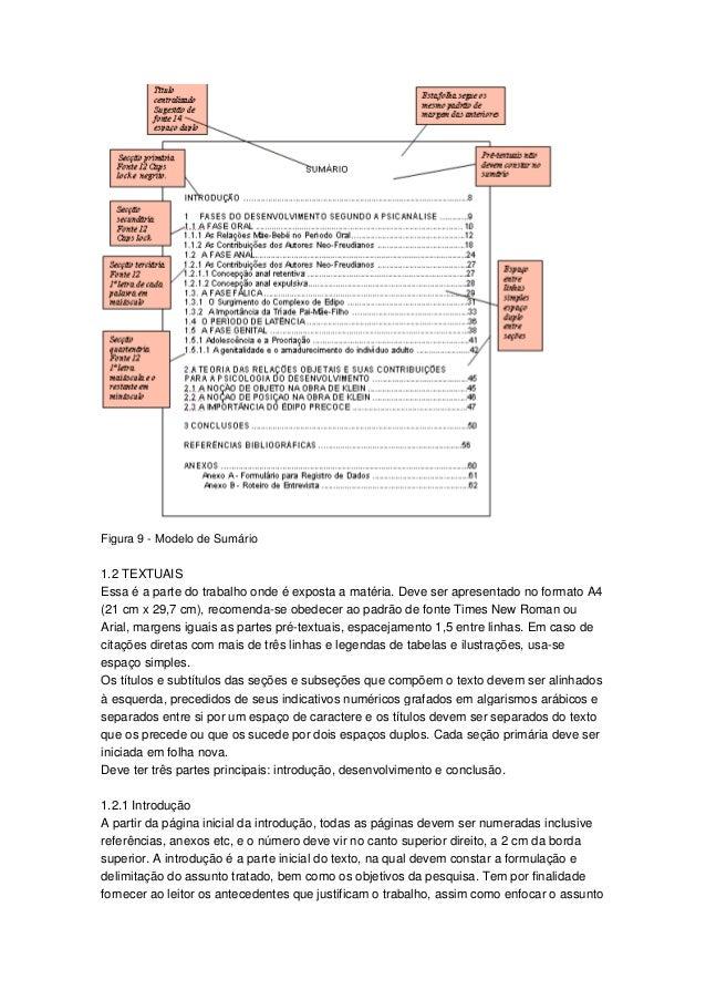 Normas para monografia abnt 2014