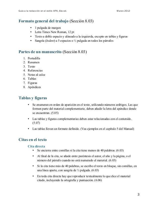 normas apa 2012 completas