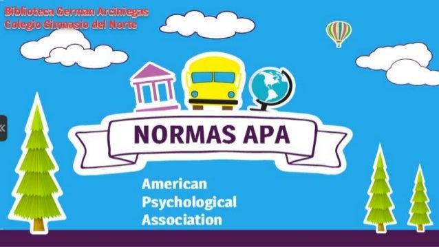 Normas APA express