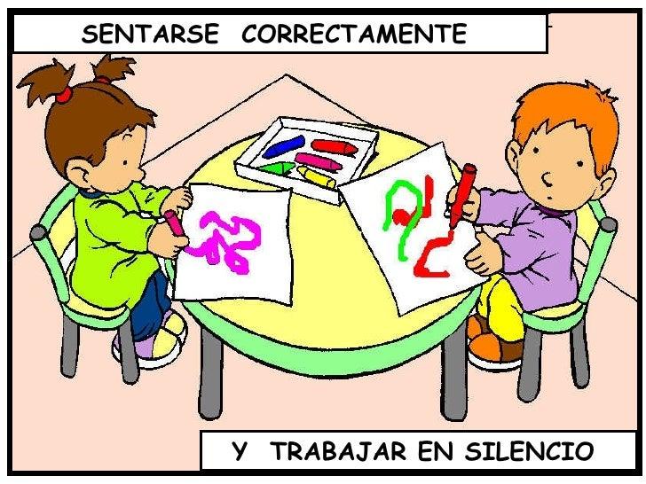 Resultado de imagen de NORMAS DE CLASE EN INFANTIL