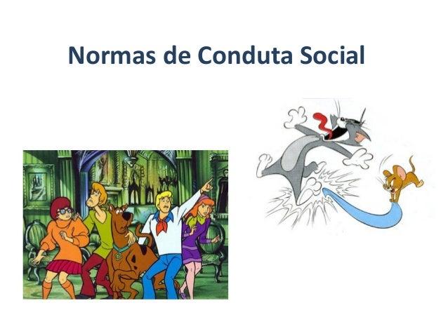 Normas de Conduta Social