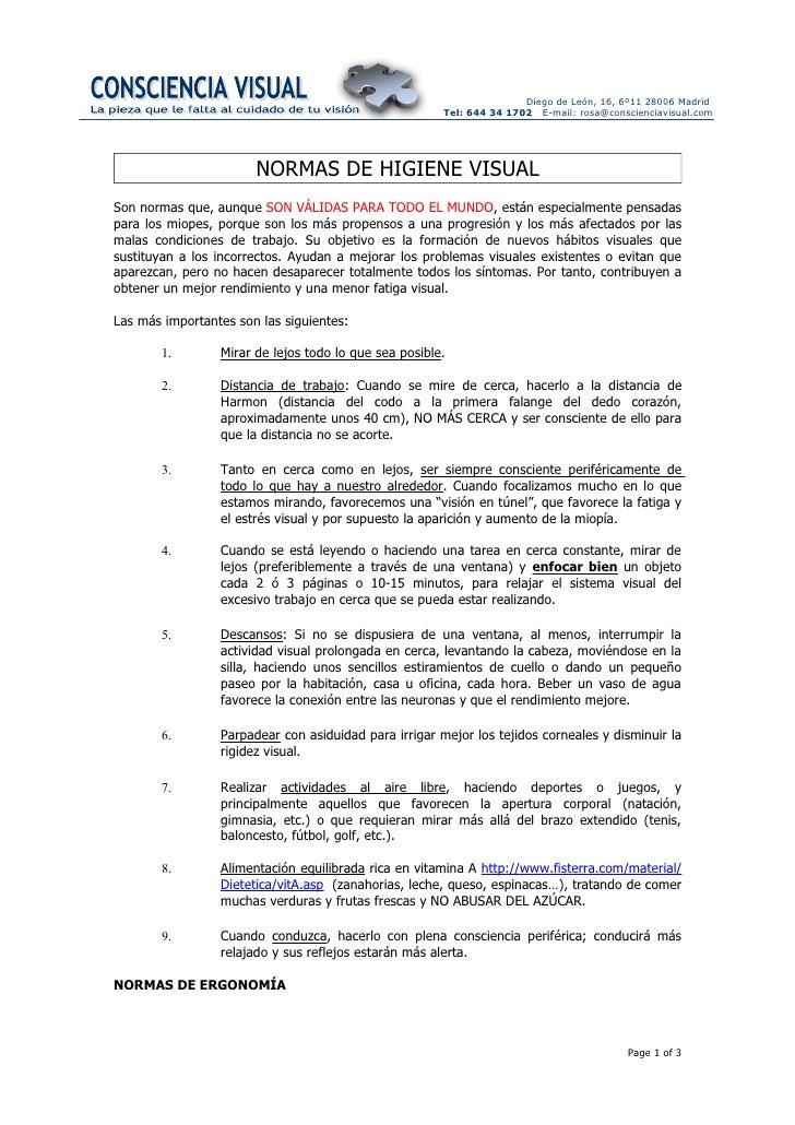 Diego de León, 16, 6º11 28006 Madrid                                                        Tel: 644 34 1702 E-mail: rosa@...