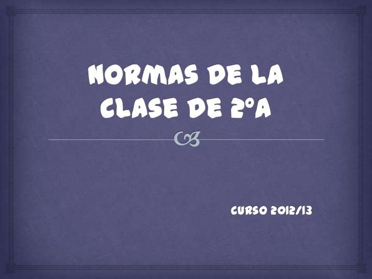 Curso 2012/13