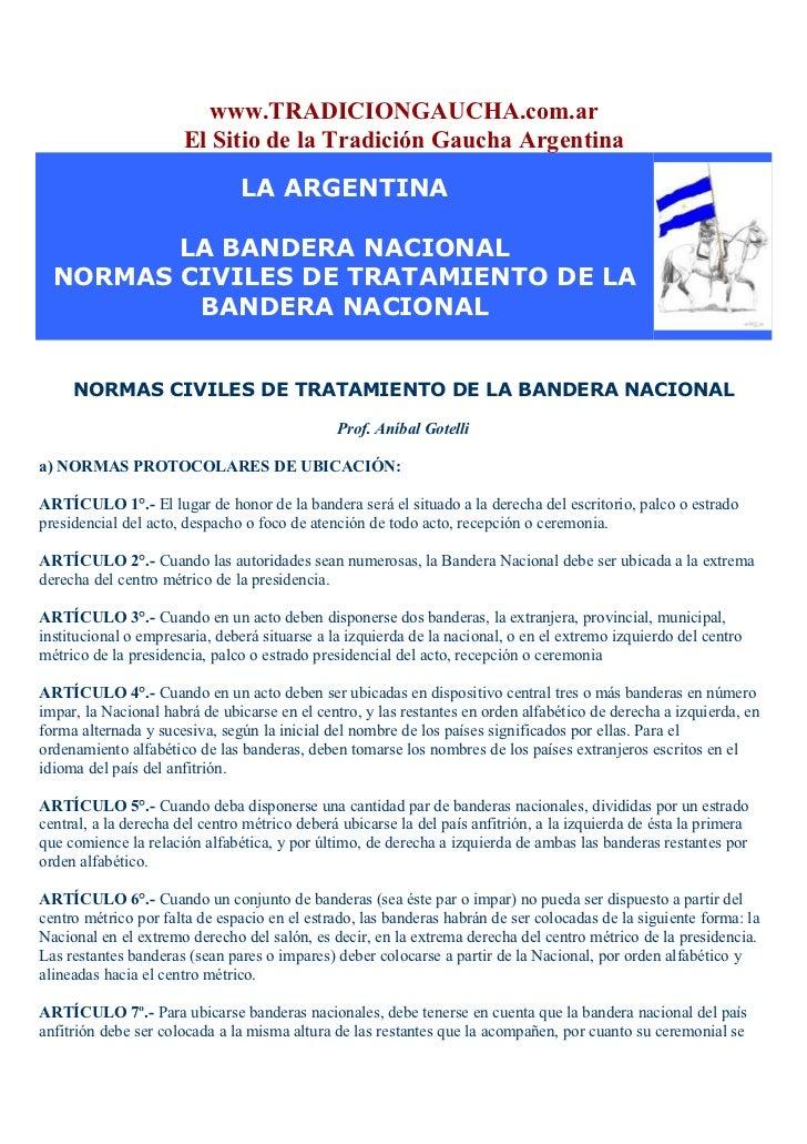 www.TRADICIONGAUCHA.com.ar                      El Sitio de la Tradición Gaucha Argentina                                L...