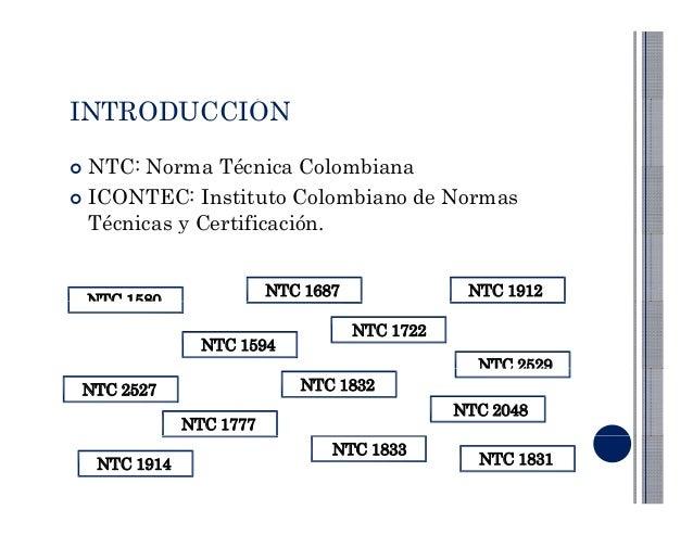 Normas icontec para dibujo tecnico 1 for Normas para planos arquitectonicos