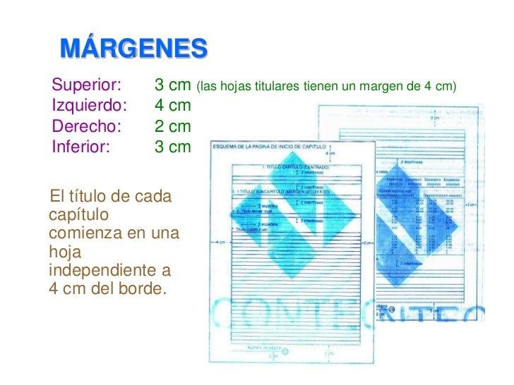 Normas Icontec Para Trabajos Escritos - photo#43