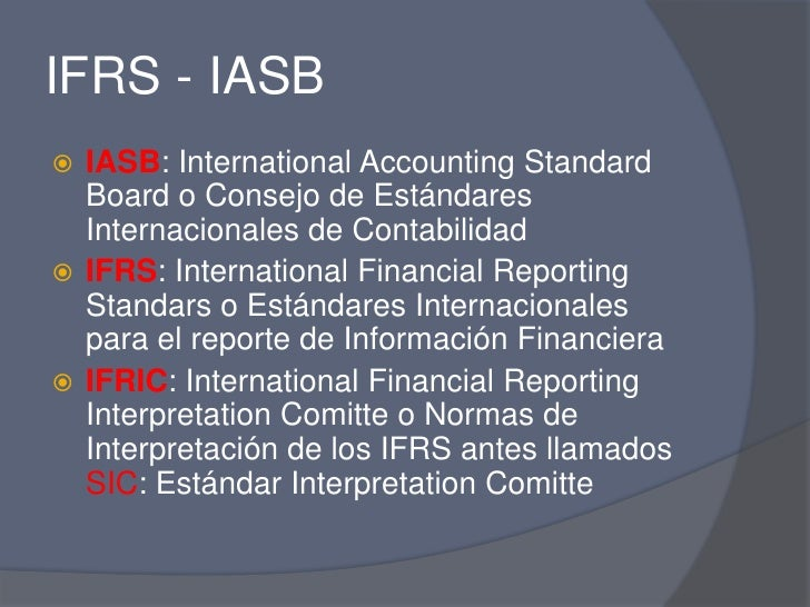 the financing of the iasb an Iasb's conceptual framework for financial reporting – relevant to acca qualification papers f7 and p2.
