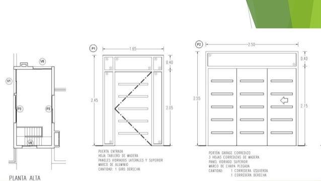 normas para el dibujo de planos