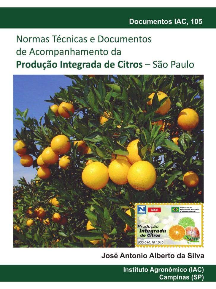 Documentos, IAC, Campinas, 105, 2011   1