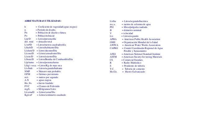 Normas tecnicas anda 2012 - Abreviatura de arquitecto ...