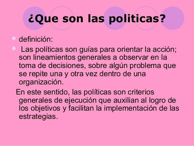 Normas Y Politicas Leti
