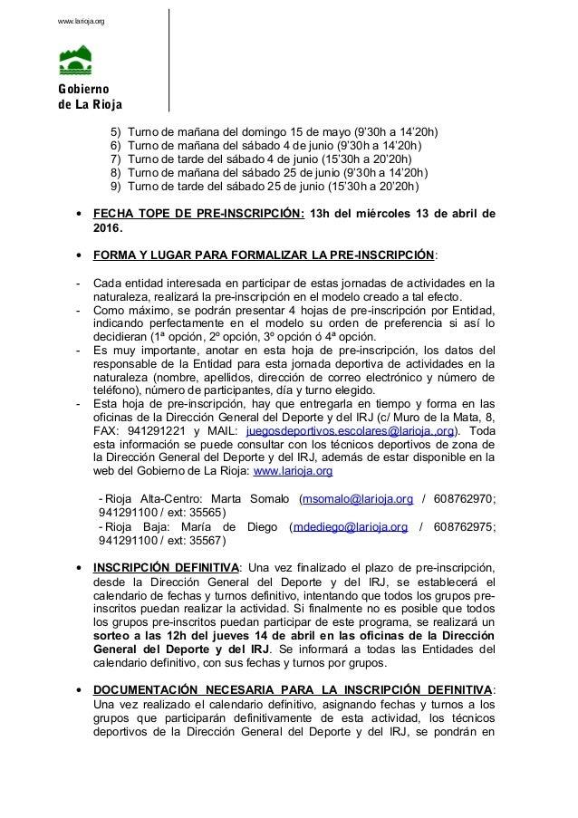 Normativa act. naturaleza 15 16 Slide 2