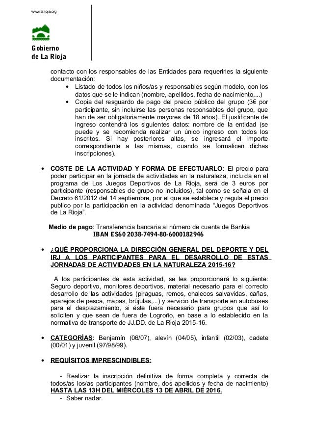 Normativa act. naturaleza 15 16 Slide 3