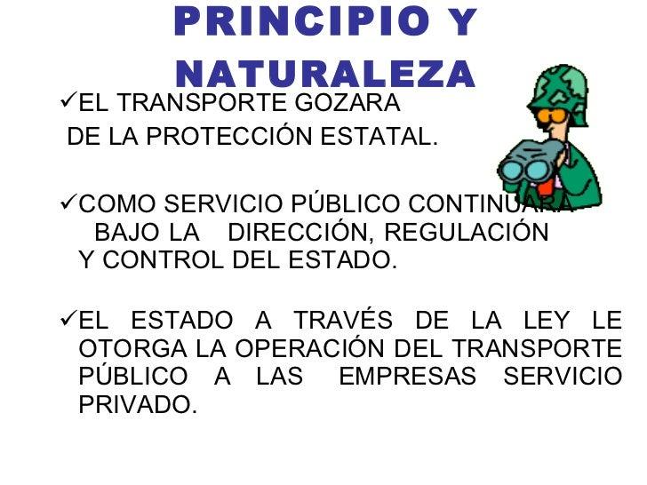 Normatividad transporte