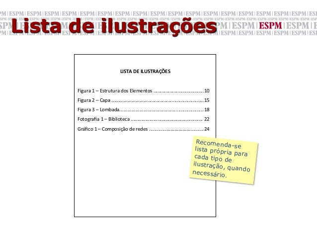 Lista de ilustrações                                         LISTA DE ILUSTRAÇÕES              Figura 1 – Es...