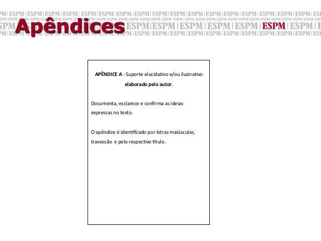 Apêndices             APÊNDICE A -‐ Suporte elucidaGvo e/ou ilustraGvo                                 elab...