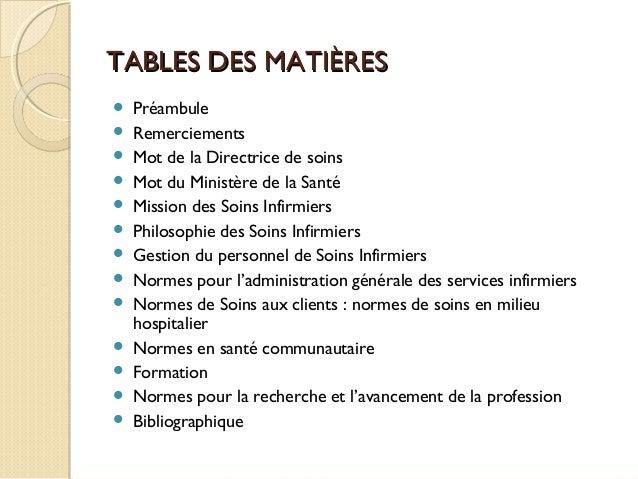 Normes et standards pour la pratique des soins infirmiers en Haiti Slide 2