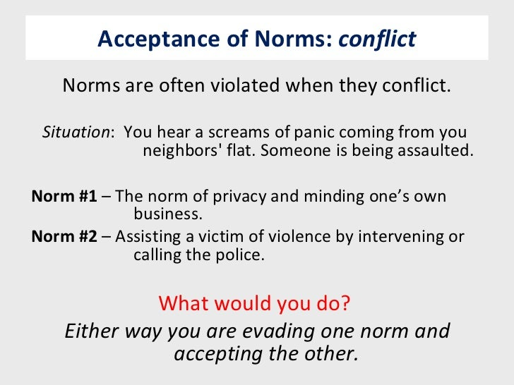 norms and values Cultural norms are what keep people moving in a similar direction this lesson explains the relationship between cultural norms and values we'll.