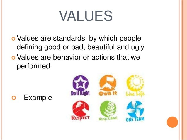 examples of culture as norms and values in society An overview on the importance of values and culture in ethical decision making  or norms, values influence how people make choices  their families and society .