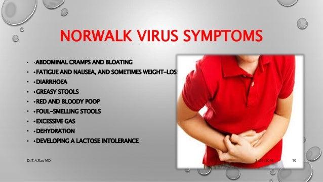 Norovirus Norwalk Agent