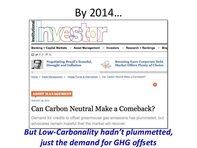 Greg Norris Approaches Toward Carbon Neutral Enterprises