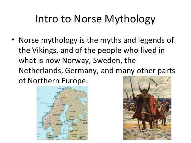 Norse Mythology Slide 2