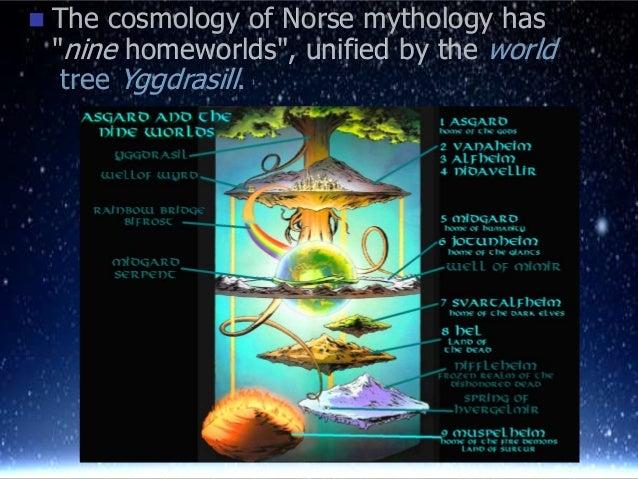 Norse gods and goddesses v2
