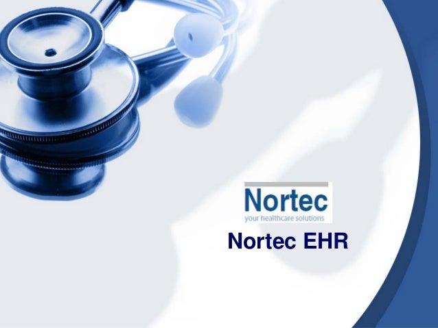 Nortec EHR