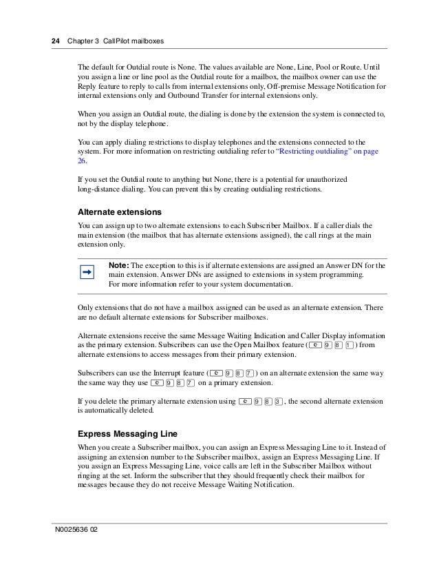 nortel call pilot telephone administration guide rh slideshare net nortel networks user manual t7316e nortel networks programming guide