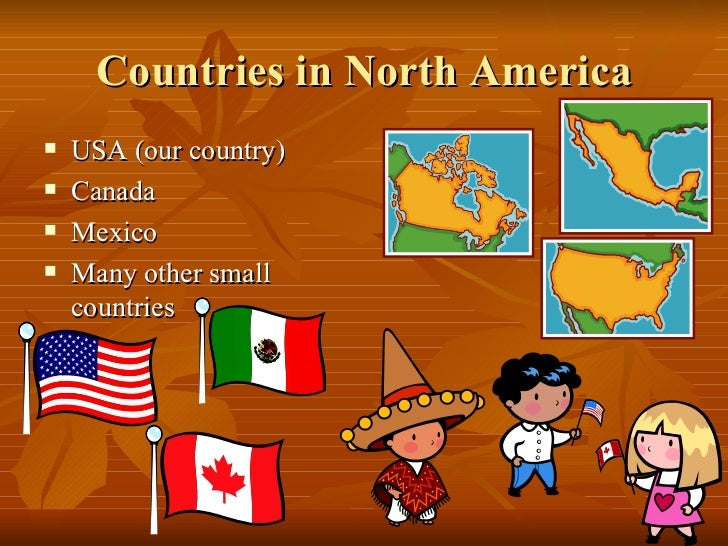 North America - How many countries in north america