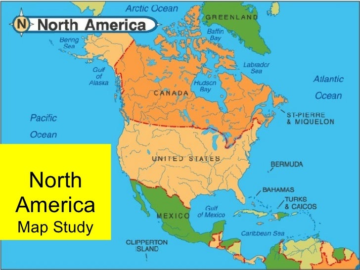 North America Map Mississippi River.North America 2012 Sp