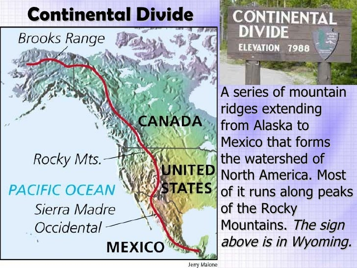 North America Geog