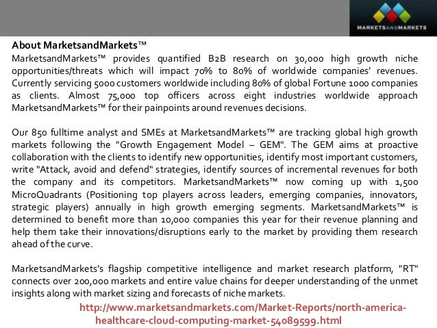 north american healthcare cloud computing market [219 pages report] north american healthcare cloud computing market report  categories the global market by application (pacs, rcm, emr), by deployment .