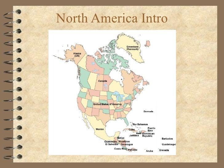 North America Intro