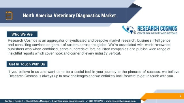 North America Veterinary Diagnostics Market is expected to