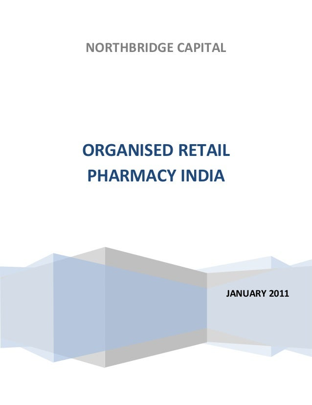 Pharmacy retail market in india 2014
