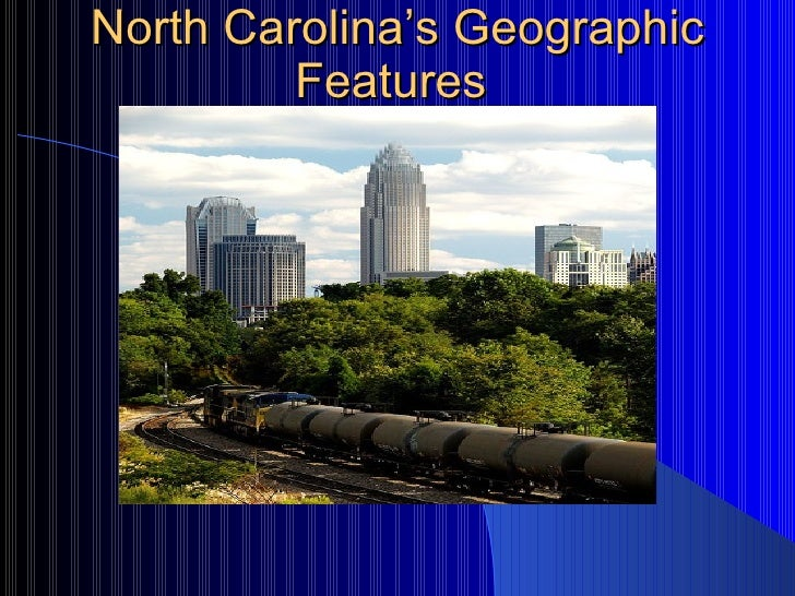 North Carolina's Geographic Features
