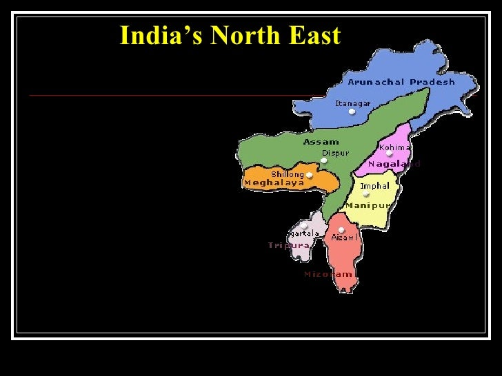 India's North East