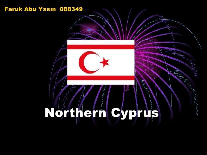 Northern Cyprus Faruk Abu Yasın  088349