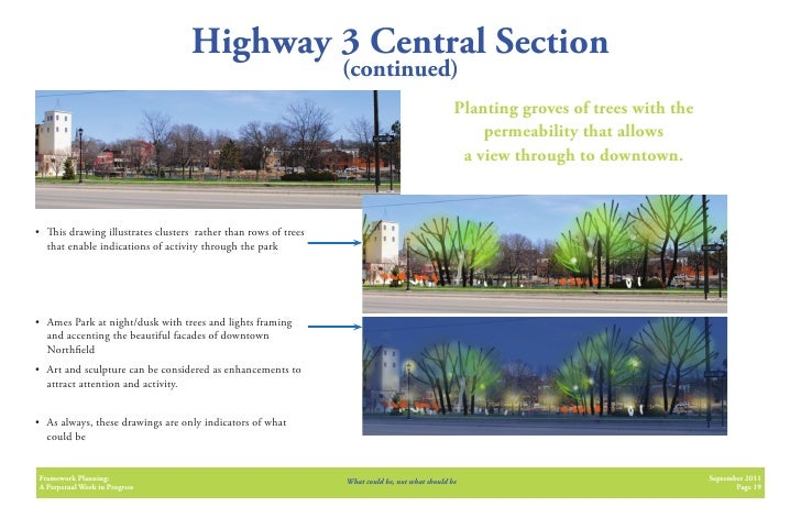 Highway 3 Central Section                                                                   (continued)                   ...