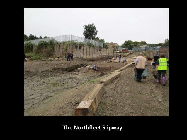 The Northfleet Slipway