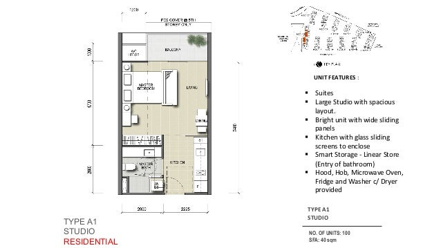 North Park Residences - Floor Plans