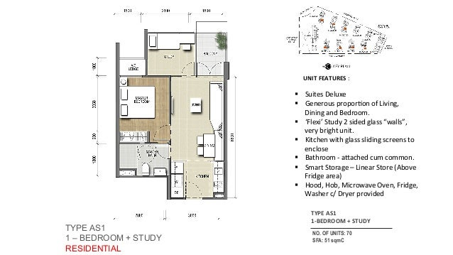 North Park Residences Floor Plans