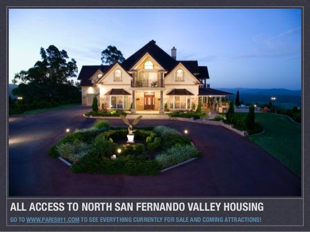 Northridge porter ranch sylmar single family home update