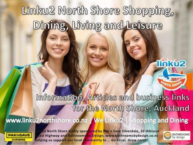 Section Sponsors: Dizzy Lizzys, Silverdale Centre, Silverdale - www.dizzylizzys.co.nz, Ph: 09 426 0326 The Plaza, Whangapa...